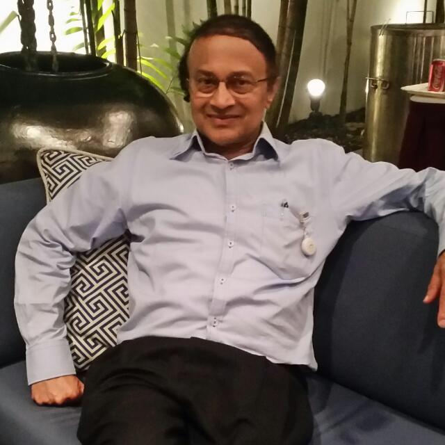 Dr V P Nair