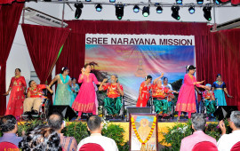SNM Residents dance at chathayam17