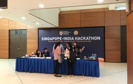 Hackathon one